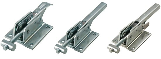 High Strength Latches