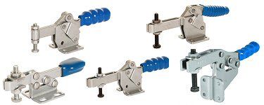 Horizontal Action Toggle Clamp