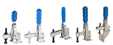 Vertical Action Toggle Clamp